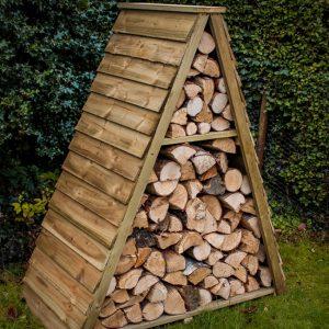 Pinnacle Log Store by Berkshire Log Stores
