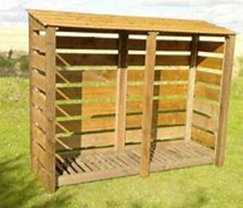 Buy small log stores online from Berkshire Log Stores